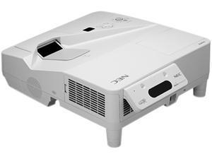"""NEC NP-UM330Xi-WK 1024 x 768 3300 lumens 0.63"""" LCD w/ MLA Projector w/ Wall Mount"""
