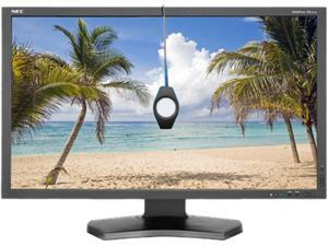 "NEC Display Solutions PA272W-BK-SV Black 27"" 6ms HDMI Widescreen LED Backlight LCD Monitor IPS w/ SpectraViewII"