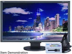 """NEC Display SpectraView EA275UHD-BK-SV 27"""" LED LCD Monitor - 16:9 - 6 ms"""