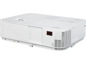 NEC NP-M403H 4000-Lumen 1080p Projector with Dual HDMI Inputs and 1.7X optical zoom