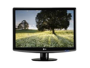 "LG W2452V-TF Black 24"" 2ms Widescreen LCD Monitor"