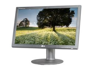 "LG W2442PA-BF 24"" Full HD Height, Swivel, Tilt & Pivot Adjustable WideScreen LCD Monitor w/Speakers"