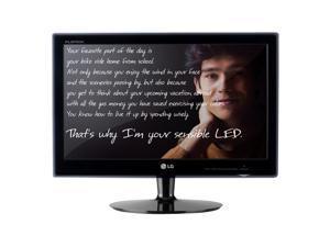 "LG E1940S-PN 19"" 5ms Widescreen LED Backlight LCD Monitor"