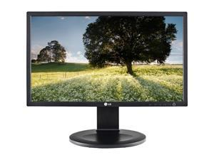 "LG E2211TB-BN Black 22"" Class (21.5"" Diag.) 5ms Widescreen LED Backlight LCD Monitor"