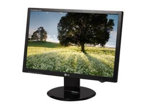 "LG L206WTY-BF Black 20"" 2ms Widescreen LCD Monitor"