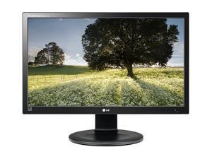 "LG N2311AZ-BF Black 23"" IPS-Panel 14ms (GTG) Pivot adjustable Widescreen Zero-Client Network LCD Monitor 250 cd/m2 w/speakers"