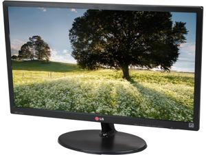 "LG 24EN43V-RB Black 24"" 5ms Widescreen LED Backlight LCD Monitor"