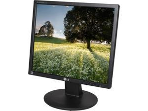 "LG E1910T-BN Black 18.5"" 5ms LED Backlight LCD Monitor"