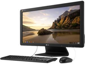 "LG Chromebase 22CV241-B LED 21.5"" All-in-One Desktop Computer -Integrated webcam"
