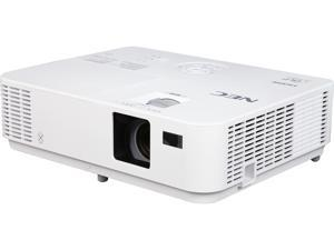 "NEC NP-VE303 DLP 3D-Ready Projector (SVGA 800 x 600) 3,000 ANSI Lumens 10,000:1 Contrast Ratio 30"" - 300"" Image Size HDMI"