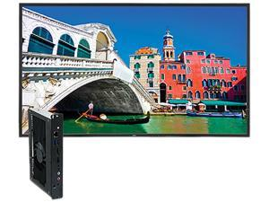 "NEC V423-PC2 42"" High-Performance LED-backlit Commercial-Grade Display with Integrated OPS PC"