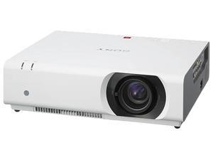 SONY VPLCW255&#59; 4500 Lm WXGA Basic LCD  Install Projector 1280 x 800&#59; 5000hr Lamp Life, Eco-Mode