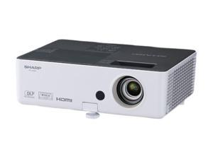 SHARP PGLW2000 DLP Projector