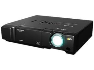 SHARP XV-Z17000 DLP 3D/2D 1080P High Definition DLP Projector