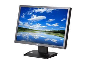 """Acer ET.CV3WP.E05 V193WEJb Black 19"""" 5ms Widescreen LCD Monitor"""