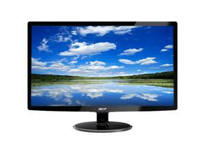 "Acer S202HLbd Black 20"" LED BackLight LCD Monitor Slim Design"