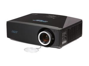 Acer P7500 Full HD 1920x1080 Dual-HDMI Ports 4000 ANSI Lumens ColorSafe Integrity DLP Home Theatre Projector