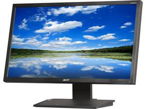 "Acer B233HLJbmdh Black 23"" 5ms Widescreen LED Backlight LCD Monitor Built-in Speakers"