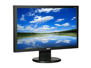 "Acer V203HLBJbmd Black 20"" 5ms Widescreen LED Backlight LCD Monitor Built-in Speakers"