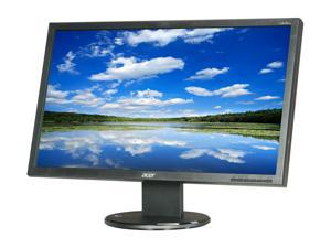 "Acer V213HLBJbd Black 21.5"" 5ms Widescreen LED Backlight LCD Monitor"