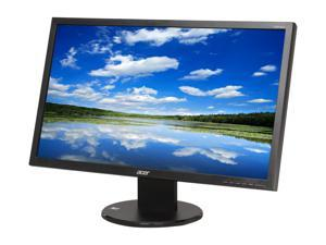 "Acer V213HLBJbmd Black 21.5"" 5ms Widescreen LED Backlight LCD Monitor Built-in Speakers"