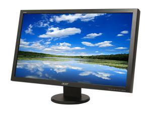 "Acer V273Hbmidz Black 27"" 5ms Widescreen LCD Monitor Built-in Speakers"