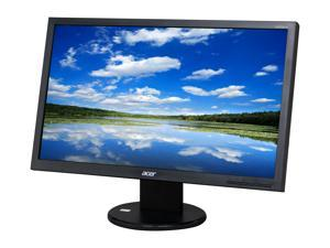 "Acer V203HLBJObmd Black 20"" 5ms Widescreen LED Backlight LCD Monitor"