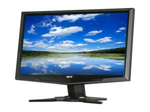 "Acer G205HV bd Black 20"" 5ms Widescreen LCD Monitor"