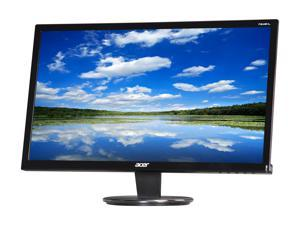 "Acer  P6  P246HLAbd Black 24"" 5ms Widescreen LED Monitor"