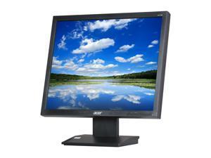 "Acer V173DJOb Black 17""  5ms LCD Monitor"