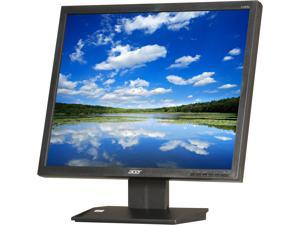 "Acer V193LAJObd Black 19"" 5ms LED Backlight LED Backlit LCD Monitor"