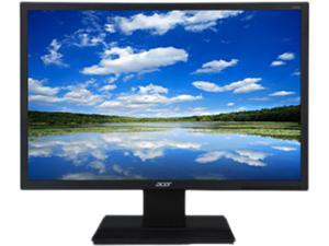 """Acer V196WL bm Black 19"""" 5ms Widescreen LED Backlight LCD Monitor 250 cd/m2 100,000,000:1 Built-in Speakers"""