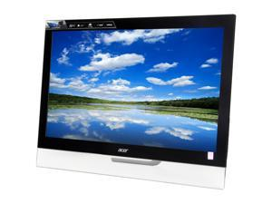 "Acer T272HLbmjjz 27"" 5ms Touchscreen 10-pt Capacitive Touch Widescreen Monitor 300 cd/m2 5000:1 Built-in Speakers"