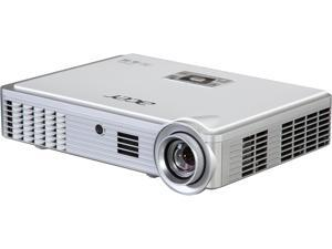 Acer K335 WXGA 1280 x 800, 1000 Lumens, 10000:1 Contract Ratio, HDMI/MHL Input, USB, 3W Speaker, 3D Ready, Portable LED Projector