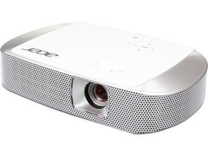 Acer K137 1280x800 WXGA 700 Lumens, HDMI/MHL & USB Input, SRS Speakers, 4 Device Real-Time Display, Lightweight Portable LED Projector