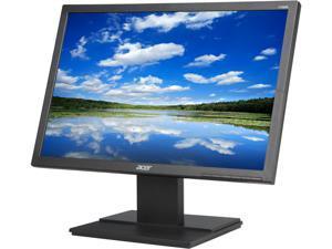 "Acer V196WLb Black 19"" 5ms Widescreen LED Backlight LCD Monitor"