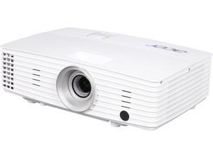 Acer P1185 800 x 600, 3300 Lumens, 20000:1 Contract Ratio, HDMI Input, 3W Speaker, 3D Ready, DLP Office Projector