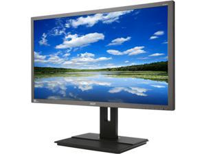 "Acer UM.HB6EE.009 Dark Gray 27"" 6ms HDMI LCD Monitor"