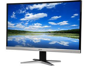 """Acer G257HU smidpx 25"""" 4ms HDMI Widescreen LED Backlight LCD Monitor IPS"""