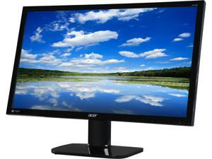 "Acer KA270H Black 27"" 4ms HDMI Widescreen LED Backlight LED LCD Monitor - 16:9"