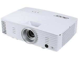 Acer H6502BD DLP 3D Projector, 1920 x 1200, 3200 ANSI Lumens, 20,000:1, HDMI&VGA&USB Ports