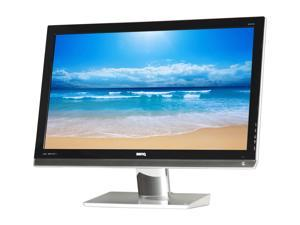 "BenQ EW2730 Black and metallic grey 27"" 8ms GTG Widescreen LED Backlight LCD Monitor Built-in Speakers"