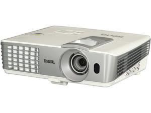 BenQ W1070 2000 lumens 1080P Full HD 3D Home Theater DLP Projector 2 x HDMI