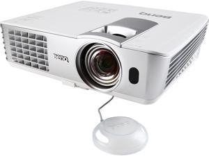 BenQ HT1085ST Full HD 1920 x 1080, 2200 ANSI Lumens, Dual HDMI / MHL inputs, Lens Shift, Low lag time, 6X RGBRGB Color wheel, Optional Wireless HDMI Connectivity, 10W Speakers, 3D Ready DLP Home Theat
