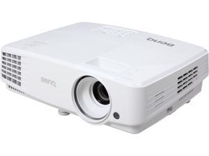 BenQ MW526 WXGA 1280 x 800, 3200 ANSI Lumens, 13,000:1 Contrast Ratio, HDMI and analog VGA connectivity, up to 10,000 hours lamp life, DLP Data Projector.