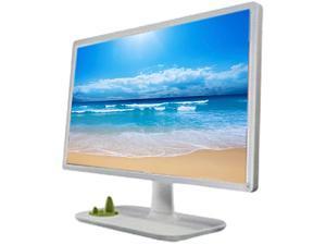 """BenQ 9H.LANLB.RWE White 21.5"""" 6ms HDMI LCD Monitor"""
