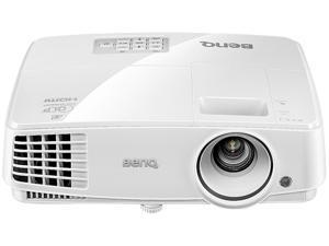 BenQ MW526 (9H.JCH77.13E) 1280 x 800 3200 ANSI Lumens DLP Projector