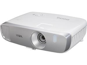 "BenQ HT2050 Full HD 1080P Home Theater Projector, 2200 ANSI Lumens, 15000:1 Contrast Ratio, 60""-180""/300"" Image Size, D-Sub, HDMI x 2, USB, Composite Video, Built-in Speaker"