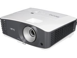 BenQ MW705 WXGA 1280 x 800, 4000 ANSI Lumens, 13,000:1 Contrast Ratio, Dual HDMI / MHL inputs, Wireless docking port, USB 1.5A Power, Whisper quiet operation, DLP Data Projector