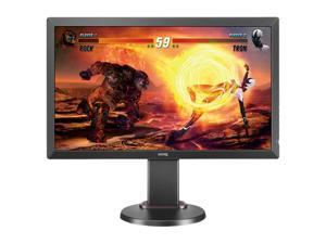 "BenQ ZOWIE RL2460 Dark-Grey 24"" 1ms (GTG) Console e-Sports Gaming Monitor, 250 cd/m2 DCR 12,000,000:1 (1000:1), Dual Bulit-in Speakers, VESA Mountable, Height & Swivel & Tilt Adjustment"
